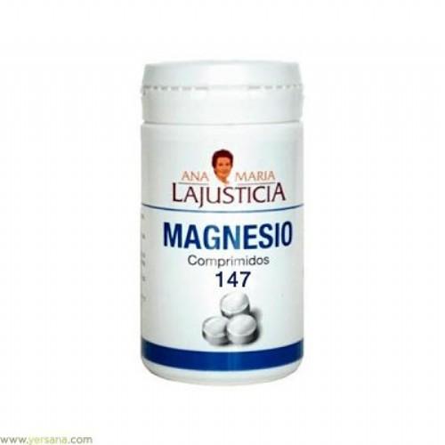 Cloruro de magnesio 147 comprimidos ana maria lajusticia