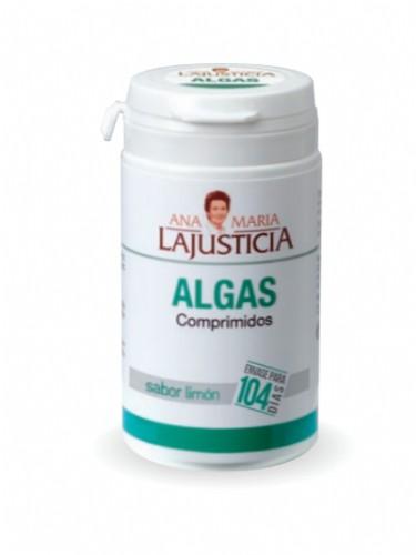 LaJusticia Algas Sabor Limón (104 comprimidos)