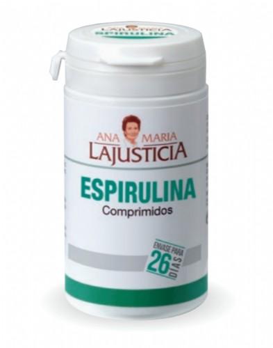 LaJusticia Espirulina (160 comprimidos)
