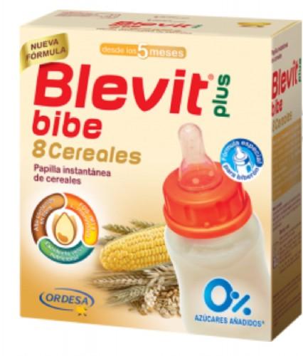BLEVIT PLUS BIBE 8 CEREALES (600 g)