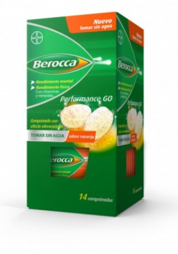 BEROCCA PERFORMANCE GO