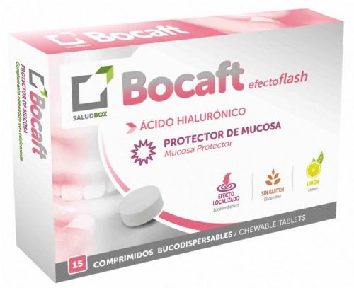 SaludBox Bocaft (15 comprimidos desleíbles)