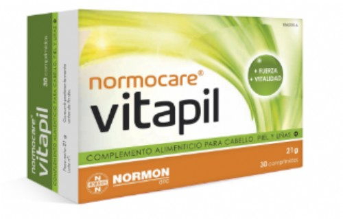 Normocare Vitapil (30 comprimidos)