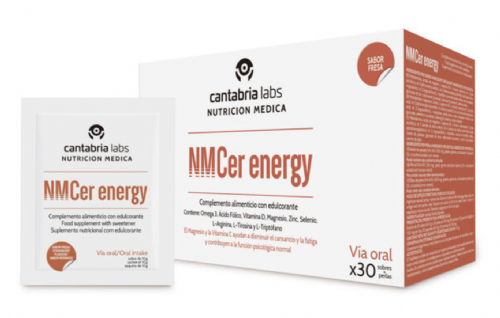 NMCer  energy (30 sobres+30 perlas)fresa