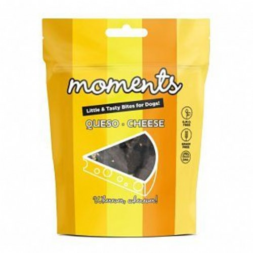moments dogs queso 60 g