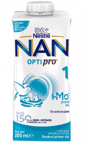 NAN 1 Optipro Leche Líquida