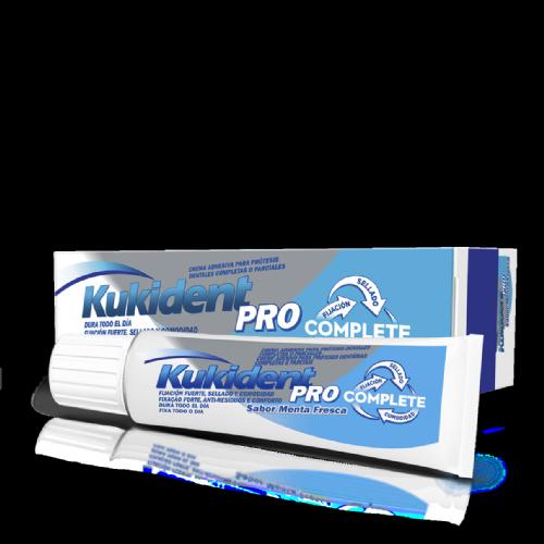 Kukident Complete Refrescante Adhesivo prótesis dental (47 g)