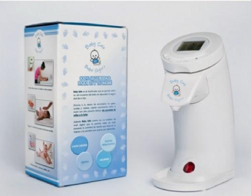 Dispensador Automático Baby Safe de geles y cremas