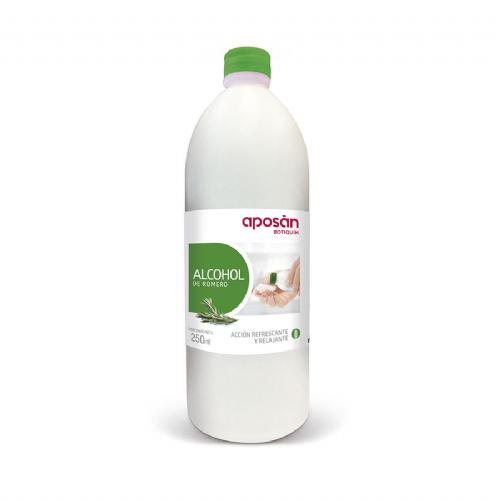 Aposán Alcohol de Romero (250 ml)
