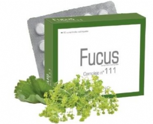 Lehning Fucus nº 111 (60 comprimidos)