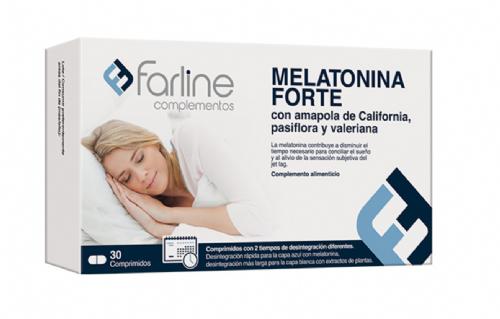 Farline Melatonina Forte (30 comprimidos)