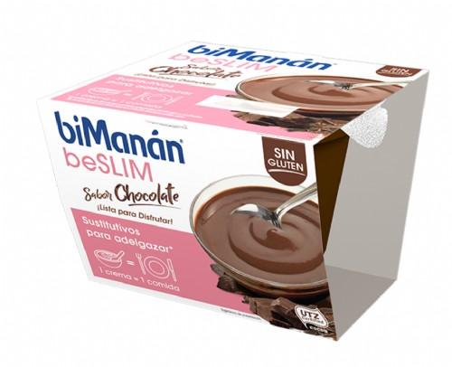 BiManán Copa BeSlim Sabor Chocolate (210 g)