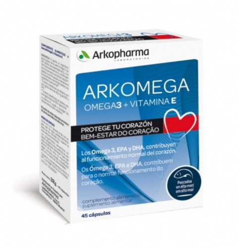 Arkomega 3 (45 cápsulas)