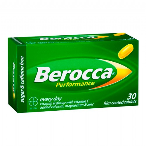 BEROCCA PERFORMANCE (30 COMPRIMIDOS)