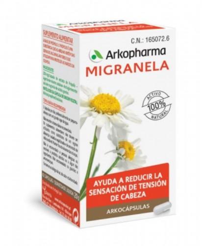 Arkocápsulas Migranela (48 cápsulas)