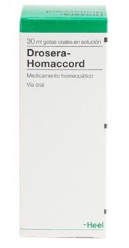 Drosera-Homaccord Heel (30 ml)
