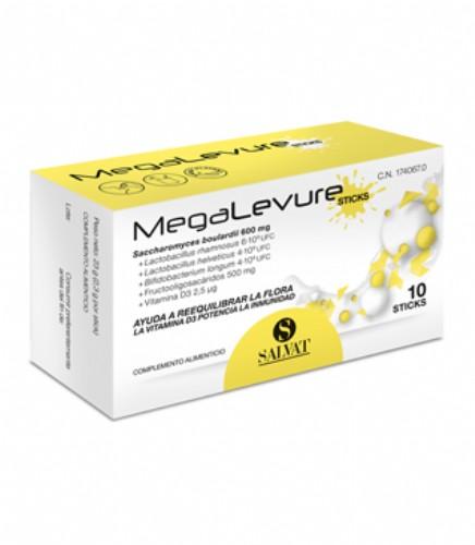 MEGALEVURE (10 STICKS)