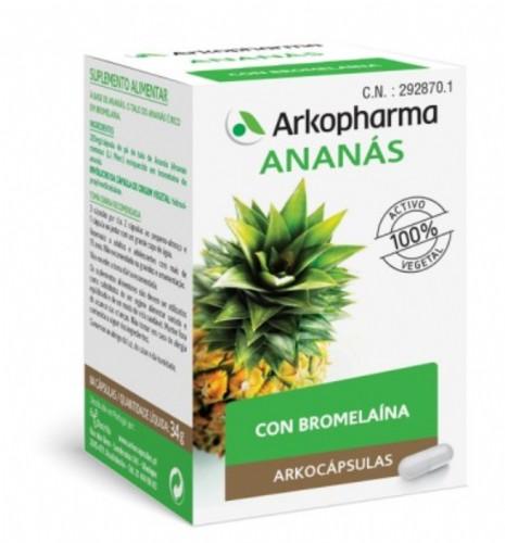 Arkocápsulas Ananas (84 cápsulas)