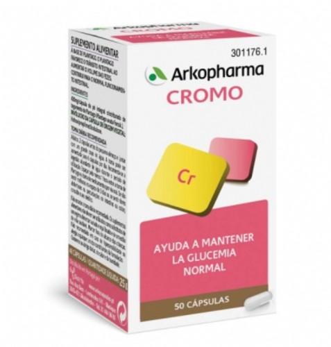 Arkovital Cromo (45 cápsulas)