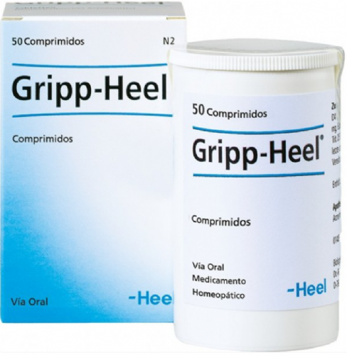 Gripp-Heel (50 comprimidos)