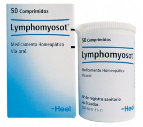 Lymphomyosot Heel (50 comprimidos)
