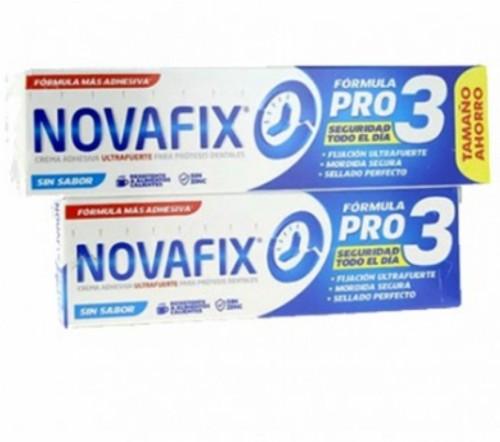 Novafix Pro3 Sin Sabor (70 g + 50 g de regalo)