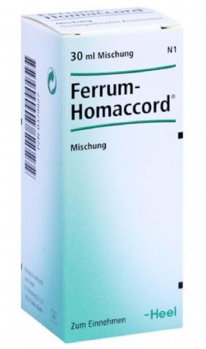 Ferrum-Homaccord Heel Gotas (30 ml)