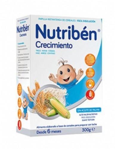 Nutribén Crecimiento (300 g)
