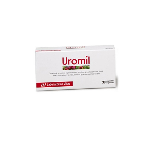 Uromil (30 caps)