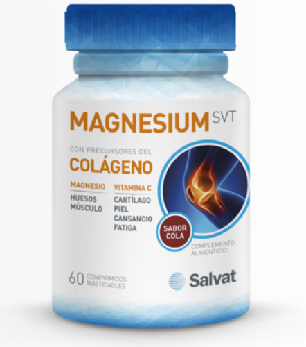 Salvat Magnesium svt Sports Advanced (60 comp masticables)