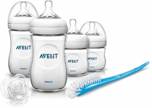 Set de recién nacido natural - avent philips (bottle) SCD290/01