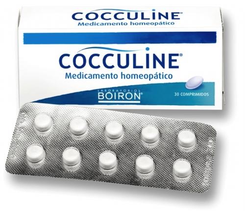 Boiron Cocculine (40 comprimidos)