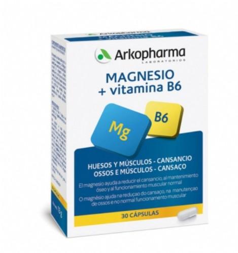 Arkovital Magnesio (30 cápsulas)