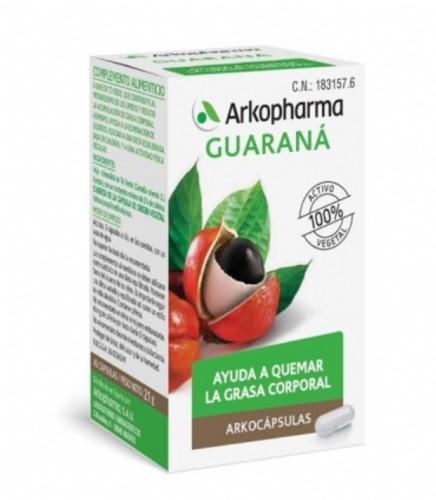 Arkocápsulas Guaraná (45 cápsulas)