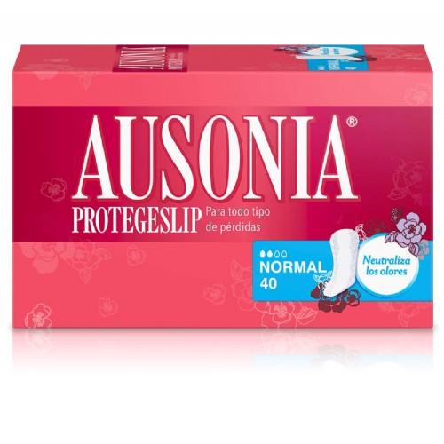Ausonia protegeslip normal 40 unidades