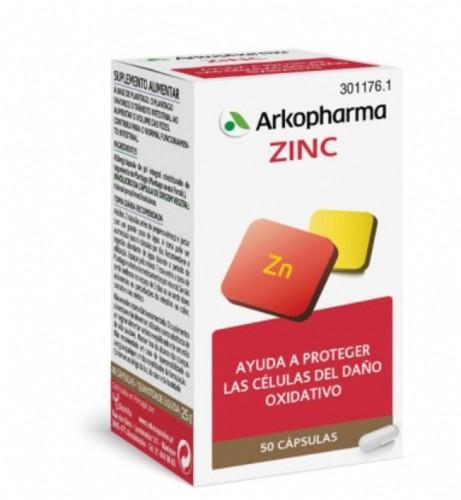 Arkovital Zinc (50 cápsulas)