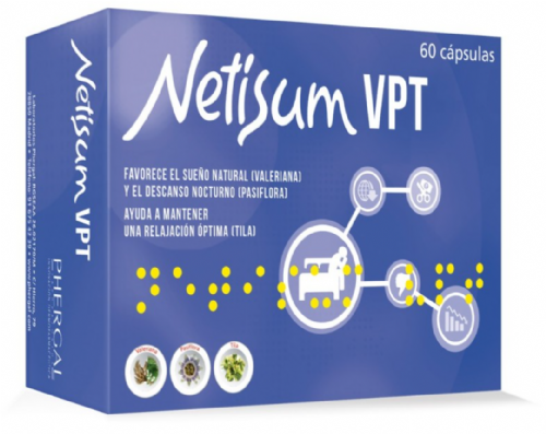 Netisum VPT (60 cápsulas)
