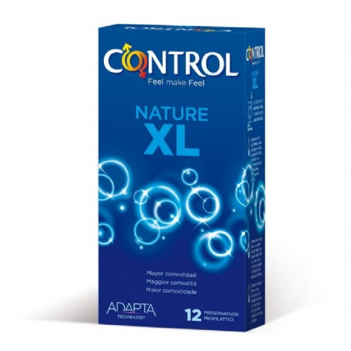 control nature xl 12 uds