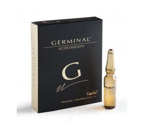 Germinal accion inmediata (1,5 ml 1 ampolla)