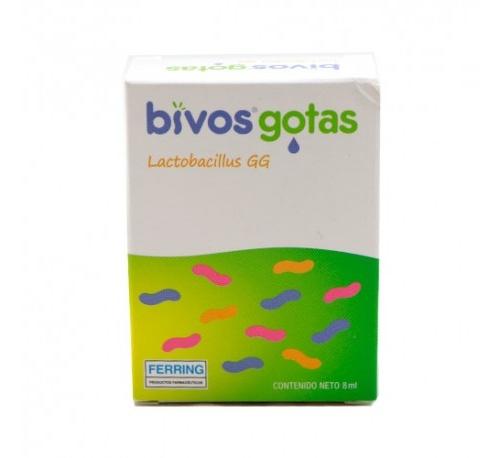 Ferring Bivos Gotas Lactobacillus GG (8 ml)