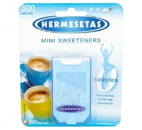 Hermesetas Edulcorante (300 comprimidos)