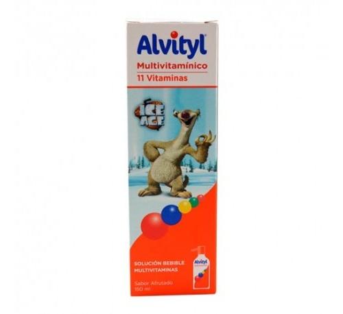 alvityl multivitaminico 150ml
