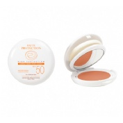 AVENE SPF 50 COMPACTO COLOREADO ARENA (10 g)