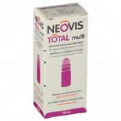 Neovis total multi - solucion lubricante ocular (frasco multidosis 10 ml)