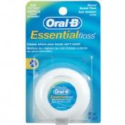 Oral-B Seda Dental Esencial Floss con cera (50 m)