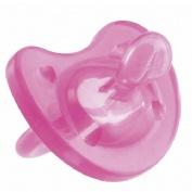 Chicco Chupete Physio Soft silicona rosa 0-6m