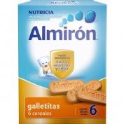 Almirón Galletitas 6 Cereales (180 g)