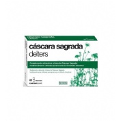 Deiters Cáscara Sagrada 200 mg (60 cápsulas)