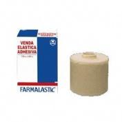 Venda elastica adhesiva - farmalastic (4,5 x 10)