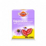Juanola Perlas Balsámicas Equinacea sabor citrico (25 g)